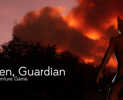 Awaken Guardian Title Banner